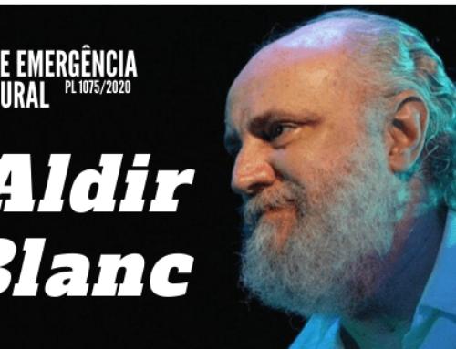 Lei de Emergência Cultural Aldir Blanc, PL 1075/2020