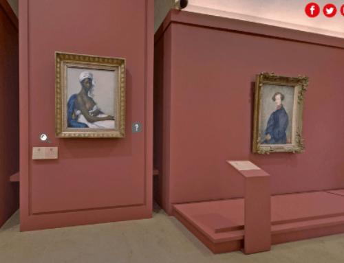 Museus e o sistemas de tour virtual – Arte e Cultura contra o tédio